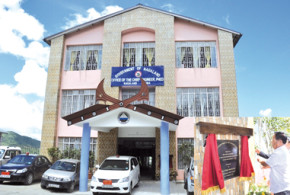New PHED Directorate building inaugurated