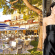Stage set for Clooney wedding  at romantic Hotel Cipriani