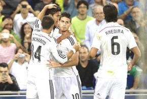 Varane at the double in easy Cup victory