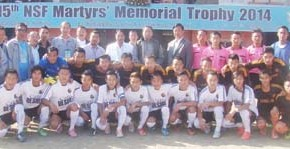 15TH NSF martyrs' memorial TROPHY: Barak FC Peren storms into final