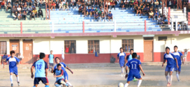 19TH DR. T. AO INTER-DISTRICT FOOTBALL CHAMPIONSHIP : Dimapur overpower Peren in battle of equals