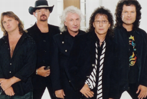 Introducing Smokie, live on Dec 3,  at the Hornbill Music Festival 2014