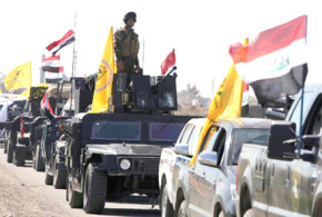 Iraq forces take on Tikrit in biggest operation yet