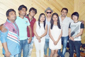 "Naga Hindi Voice sings for Bollywood Film ""2 am at Lokhandwala"""