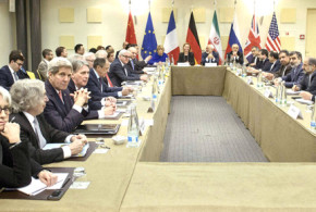 Iran, six powers meet to end nuclear impasse