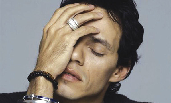 Marc Anthony sued for double booking European tour