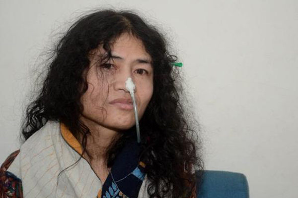 Irom Sharmila to end her fast decides to contest election