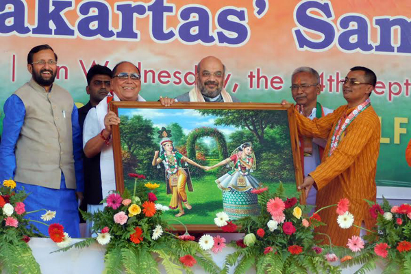Manipur's territorial integrity will not be compromised, says Shah