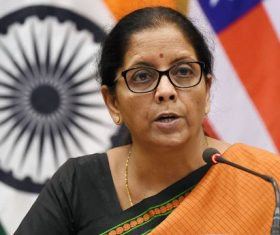 Economy not in trouble; green shoots visible — Sitharaman