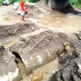 Jalukie youth demands early completion of bridge
