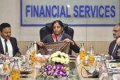 FM allays fear of 'three Cs' among bankers