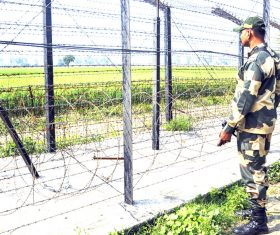 Steel fence project to stop cross-border killings along Bangla border 'rusting' — Officials