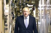 UK PM 'responding to treatment' in intensive care