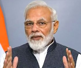 Modi asks people to promote indigenous products