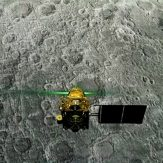 'Spotting Vikram on Moon Was a Challenge When NASA Couldn't'