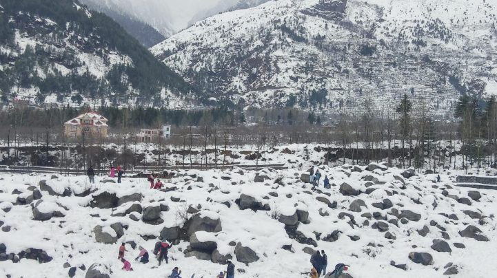 For 41 Days, Only Silence Reigns in these Manali Villages