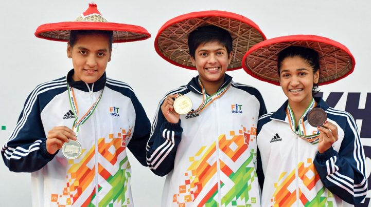 Maharashtra continue to rule the roost in Khelo India Youth Games