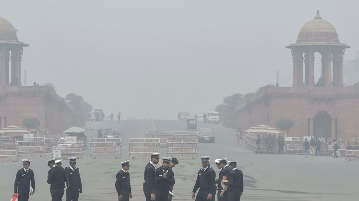 21 Indian cities among world's 30 most polluted; Delhi tops list