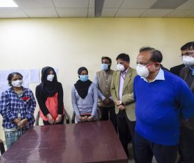 Coronavirus: First batch of 200 Wuhan evacuees discharged from ITBP quarantine