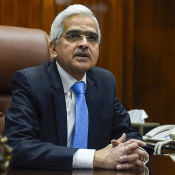 RBI Governor says no reason to doubt govt will meet fiscal deficit targets