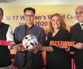 Schedule and Official Slogan Launched for FIFA U-17 Women's WC