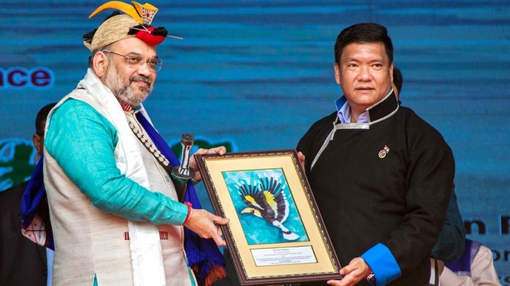 No intention of scrapping Art. 371, Shah assures NE on 34th Arunachal statehood day