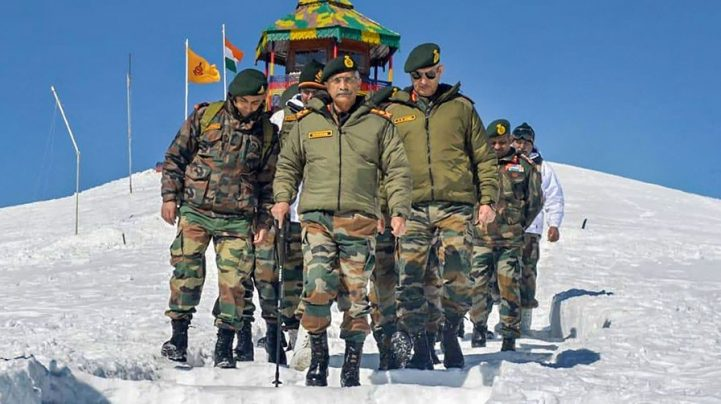 Remain alert, be prepared for any security challenge — General Naravane