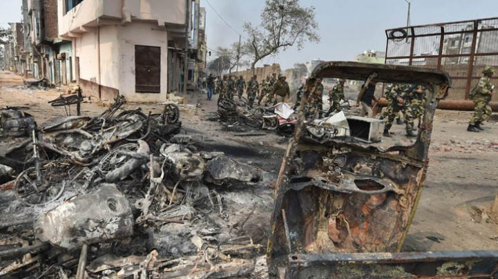 Delhi violence: Govt. and opposition parties indulge in verbal duel