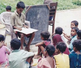 Babar Ali's Inspiring Story: How a Nine-Year-Old's Zeal Brought Education to Bengal's Poor
