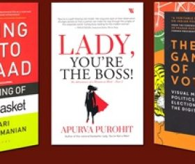 The Making of BigBasket, the Evolution of Election Campaigns, a Woman Leader's Guide to Breaking Socially-Imposed Glass Ceilings