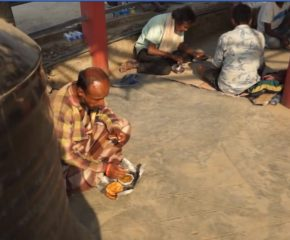 Kindness in action during lockdown in Dimapur