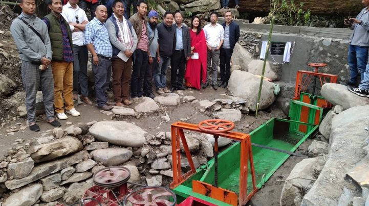 Remote villages in Mon get two facilities