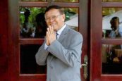 Treason trial for Cambodian opposition leader begins