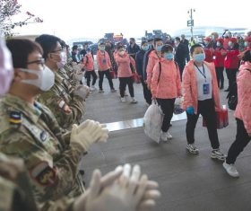 China says no new coronavirus deaths for first time