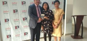 Young writer Ezung releases second book
