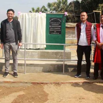 Piggery, breeding center inaugurated in Mokokchung