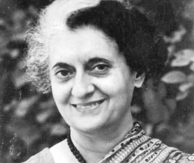 The Assassination of Indira Gandhi: Slices of India, Some Savoury