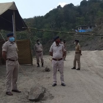 Nagaland officials worried of porous borders