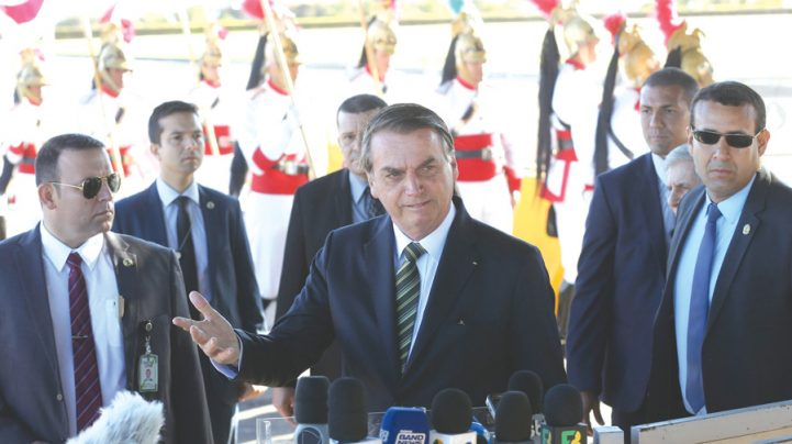 Bolsonaro thanks India for allowing export of raw materials for hydroxychloroquine