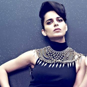 Kangana wishes to play a lead in Chetan Bhagat's One Indian Girl when it's made into a film