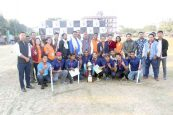 Knights XI Thahekhu win 5th Unity Cup
