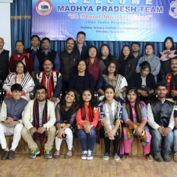 Naga culture mesmerises students from MP