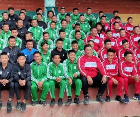 Nagaland Wrestling Association  Championship from today
