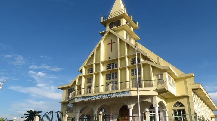 Historical Beginnings of the Baptist Church in Nagaland