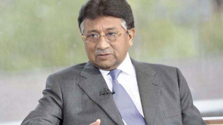 Musharraf moves SC to suspend death sentence ruling by special court in high treason case