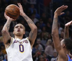 Lakers top Thunder without LeBron, Davis