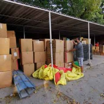Nagaland House and volunteers extend emergency relief in Delhi