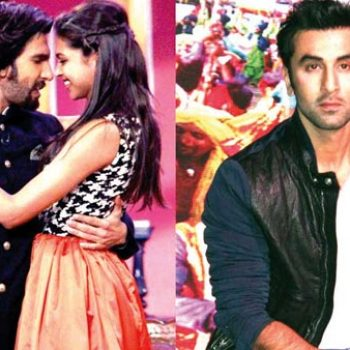 Ranbir Kapoor had THIS to say about Ranveer and Deepika's relationship