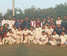 Ranji Trophy: Nagaland, AP match ends in draw