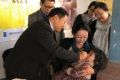 Polio Vaccination in Nagaland